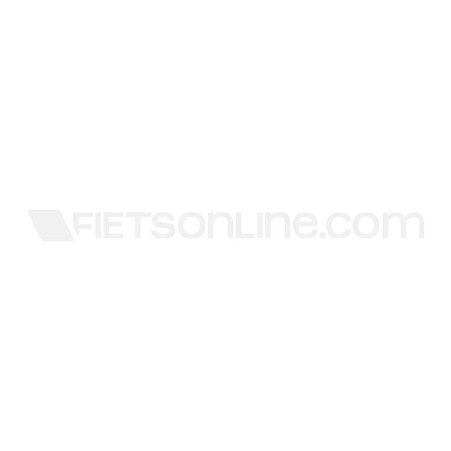 Fastrider Dubbele Fietstas Canvas 37 Led 65,5 Liter Zwart