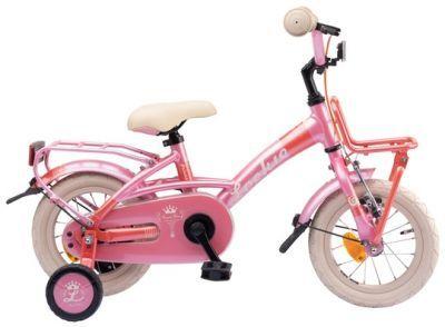 Loekie Prinses 12 inch meisjes pink