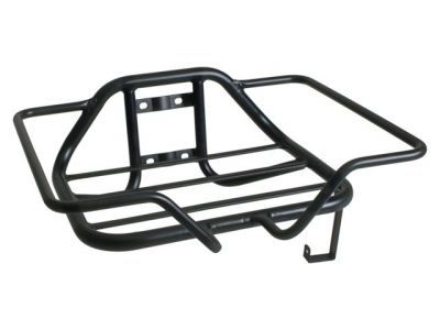 Steco voordrager transport samba balhoofdmontage mat zwart 44X33cm