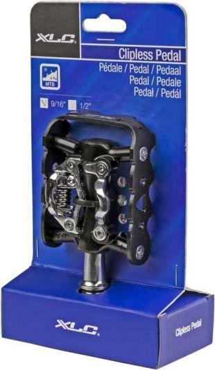 XLC pedaalset System Pedal MTB SH SPD zwart PD-S20