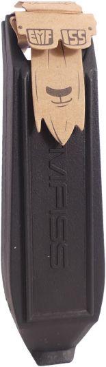 Emfiss Bandafnemerset 2-delig kunstof zwart - Display a 20 sets
