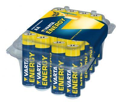 VARTA batterij Energy Alkaline AA/LR6 batterij (Box a 24 stuks)