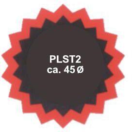 rema TipTop binnenbandpleister nr.2 - 45mm - 30 stuks