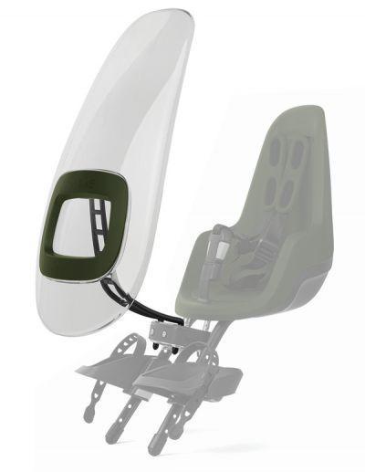 Bobike windscherm One Olive green