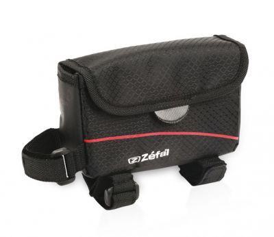 Zefal tas Z light front pack frame zwart 0,5L