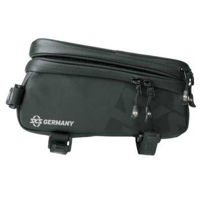 SKS tas Explorer Smart frame 1.35 L zwart
