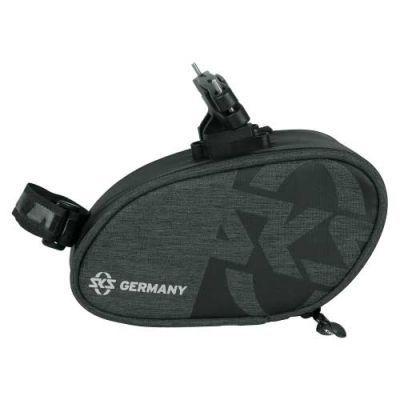 SKS tas Traveller Click 800 zadel 0.8 L zwart