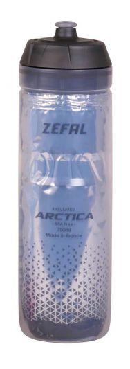 Zefal bidon Arctica 75 750ml zilver/blue