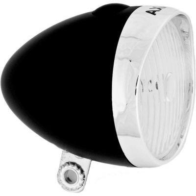Axa koplamp Classic tour batterij zwart