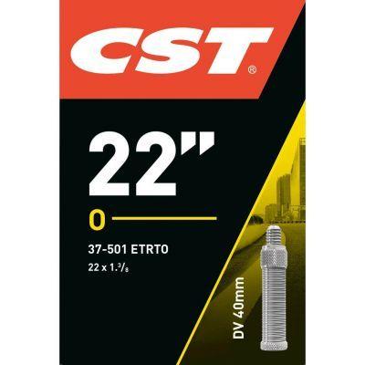 CST binnenband 22 inch - 22x1.75 (47-457)  hollands ventiel (DV40 060045) 40mm