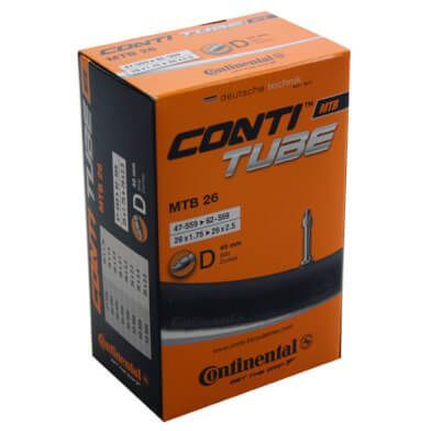 Continental binnenband 26 inch (47/62-559) MTB hollands ventiel 40 mm