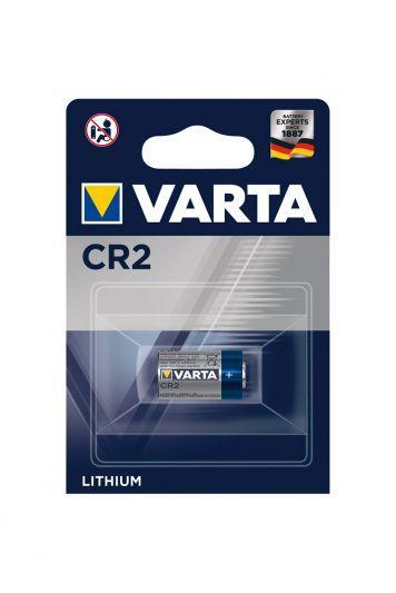 Varta batterij CR2 - 6206 Lithium 3.0V