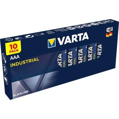 Varta batterij R03 Alk AAA (10 stuks)