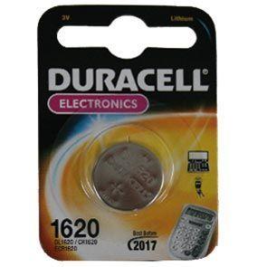 Duracell batterij CR1620 3V krt (1)