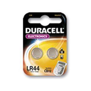Duracell batterij LR44 1.5V krt (2)