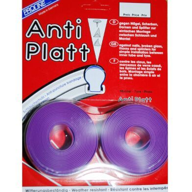 Proline antiplat paars voor 57/60x622 29 (2 stuks)