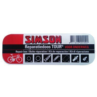 Simson reparatie doos Tour