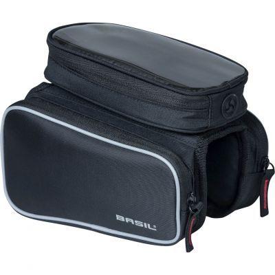 Basil frametas Sport Design zwart
