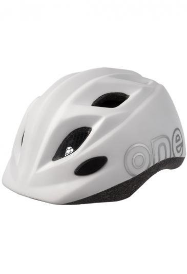 Bobike helm One plus S snow white