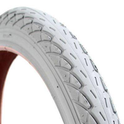 Deli Tire buitenband 18 x 1.75 (47-355) 2010 zonder reflectie grijs