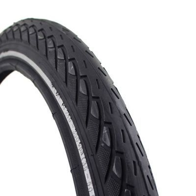 Deli Tire buitenband 20 x 1.75 (47-406) SA206 reflectie zwart