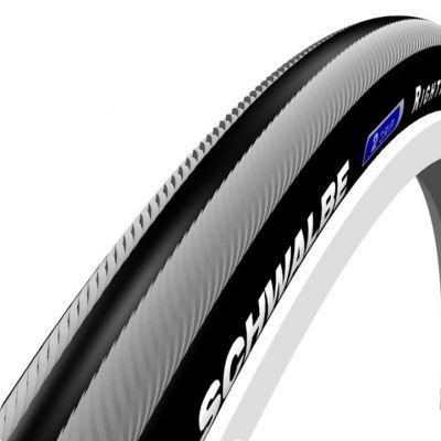 Schwalbe buitenband 24x1.00 (25-540) Rightrun rolstoel K-Guard zwart/grijs