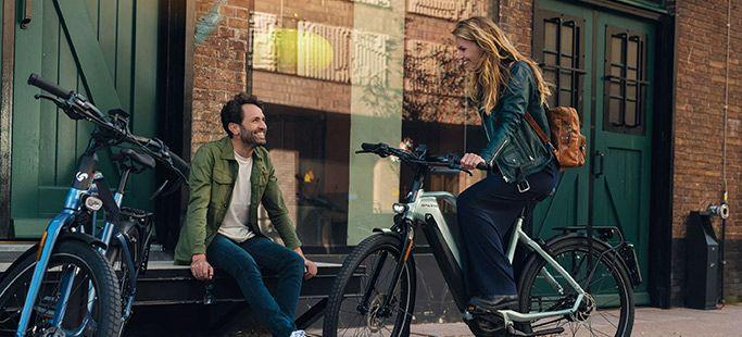 Alle A-merk fietsen voor volwassenen in Het Fiets Privé Plan