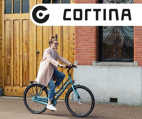 Cortina fietsen