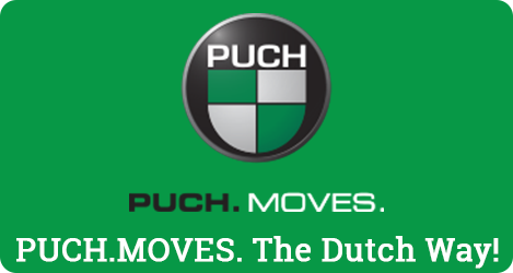 PUCH.MOVES. The Dutch Way!