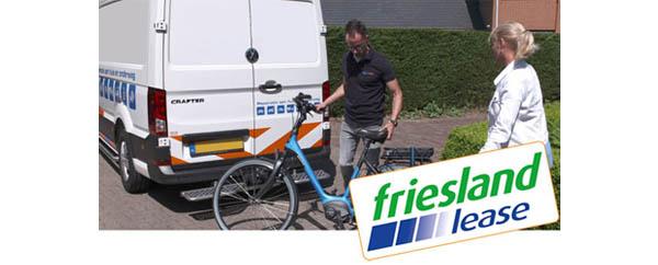Zakelijke en Privé lease van Fietsonline.com